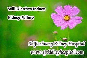 Will Diarrhea Induce Kidney Failure